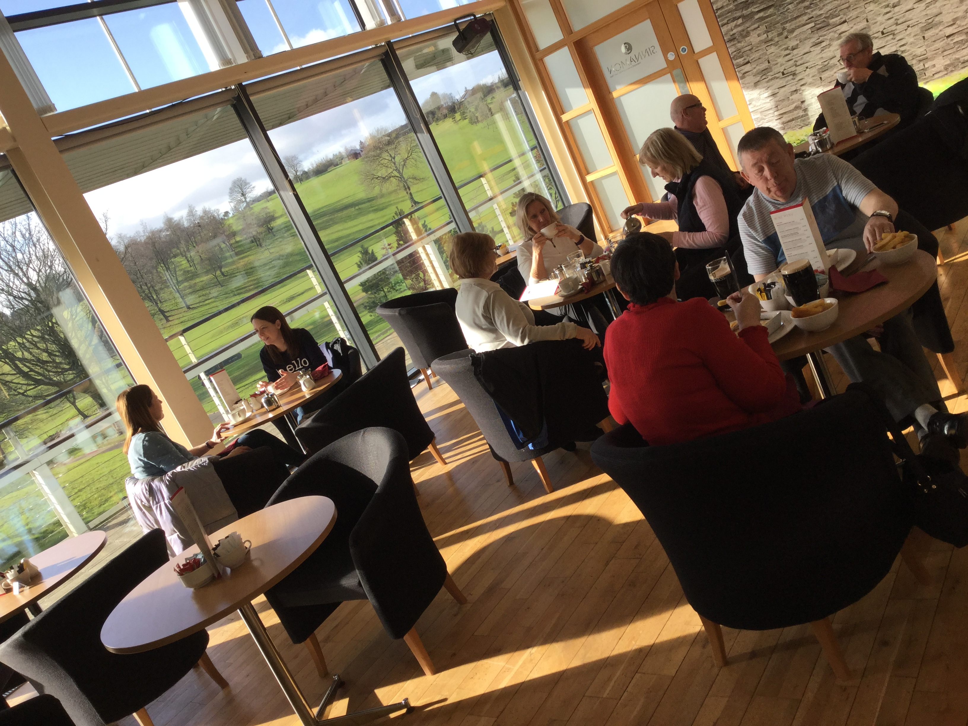 New to Castlereagh Hills - Sinnamon Bistro