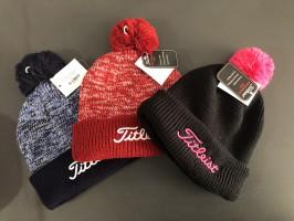 Titleist Bobble Hats - £20